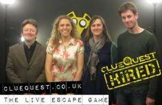 Clue Quest London