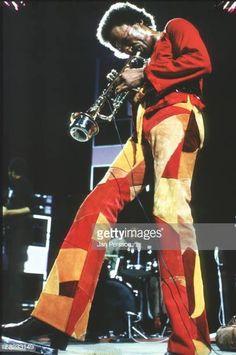 Miles Davis performing on stage in Copenhagen on October 29 1973 Greys Anatomy Memes, Billie Holiday, Walter White, October 29, Miles Davis, Movie Mistakes, Thomas Brodie Sangster, The Godfather, Arya Stark