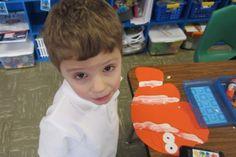 N is for Nemo!  Definitely a class favorite!