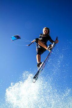 Hannah Whiteley Joins Team Best | Free Kitesurfing Magazine Online | IKSURFMAG