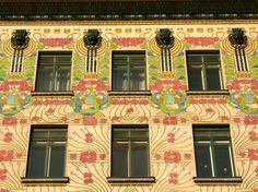 Linke Wienzeile 40 itt: Wien, Wien