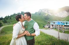 Hochzeit auf der Alm