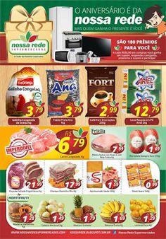Encartes de Supermercados: Encarte Nossa Rede - válido até 03/10