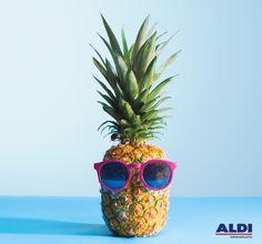 ¡Qué fresquita! #pineapple #summer
