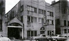Alvon Hotel, Williamson, WV, 1950's.