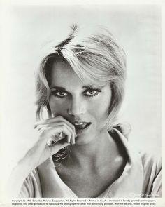 "JANE FONDA in ""The Chase"" Original Vintage COLUMBIA PORTRAIT 1966 SEXY"