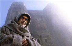 """Sean Connery dans """"Le Nom de la Rose"""" (Jean-Jacques Annaud, 1986)"""