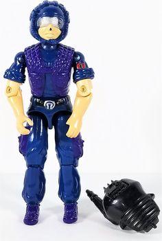 Accessories 1988 GI JOE Astro Viper V1