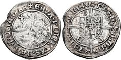 Philip the Handsome (1482-1506), for the County of Flanders, Patard, revolt of Ghent, 1488, Ghent Mint.