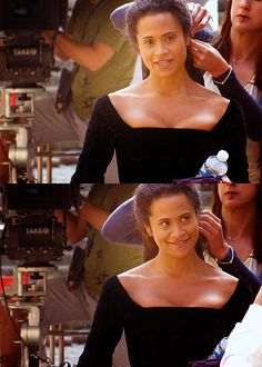 Angel Coulby. How beautiful you are.