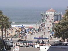 Manhattan Beach 1 Manhattan Beach, I hung out at this pier all threw high school Manhattan Beach California, Southern California, Places To Travel, Places To Visit, Hermosa Beach, Famous Places, Beach Fun, Places Around The World, Vacation Destinations