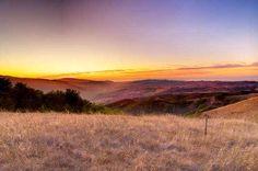carmel valley - sunrise