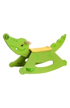 Toddler Plantoys Rocking Alligator