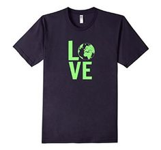 Amazon.com: Love Earth Day T-Shirt: Clothing