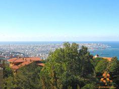 #Beirut from #Rabie #بيروت من #الرابية Photo by Woodyns #WeAreLebanon #Lebanon
