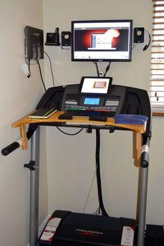Treadmill Full Setup