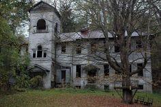 spooky place's