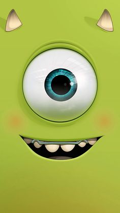 Funny inc monsters - Tap to see more of the cutest cartoon characters wallpapers! - @mobile9