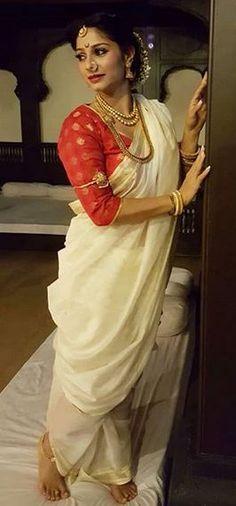 Kashta Saree, Sari, Nauvari Saree, Indian Beauty Saree, Culture, Actresses, Bridal, Elegant, How To Wear