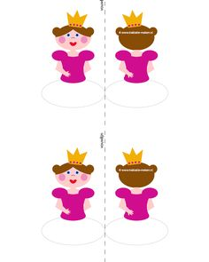cupcake topper-- www. cupcake topper-- www.Fun for kids coloring page Mario Brosspring crafts with popsicle sticks craft valentine: this is how you can mak. Barbie Birthday Party, Twin Birthday, Birthday Treats, Princess Birthday, Popsicle Stick Crafts, Craft Stick Crafts, Popsicle Sticks, Cupcakes, School Treats