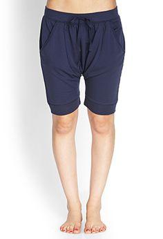 1c3c7ac2d3fd Harem PJ Shorts | FOREVER21 - 2000059938 Forever 21 Pajamas, Pj Shorts,  Pyjamas,