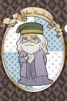 Les personnages d'Harry Potter ont une version animé juste parfaite