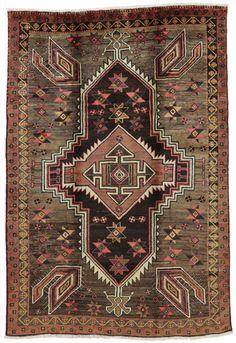Lori - Gabbeh Persialainen matto 225x152