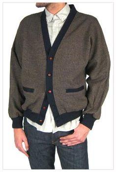 Men's sweater, Rob.