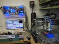 DIY - 3 axis CNC mill A must have for the micro-prototyping shop