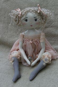 Doll Le Jardin des Farfalous (pattern)