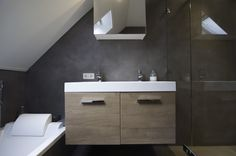 small bathroom storage ideas is unquestionably important for your home. Whether you choose the remodeling bathroom ideas diy or small bathroom storage ideas, you will make the best small laundry room for your own life. Grey Bathroom Floor, Glass Bathroom, Bathroom Kids, Bathroom Flooring, Diy Bathtub, Bathtub Tile, Small Laundry Rooms, Small Bathroom Storage, Diy Home Decor For Apartments