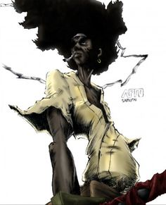Afro Samari