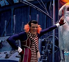 Badass Adventures in LazyTown : Photo