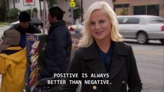 Parks And Rec Quotes, Parks N Rec, Tv Show Quotes, Parks And Recreation, Work Quotes, Wisdom Quotes, Quotes Quotes, Life Quotes, Leslie Knope Quotes
