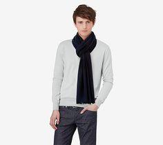 Hermès yak wool scarf