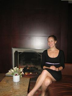 Ivana, Sales and Event Manager at the #LibraryHotel.