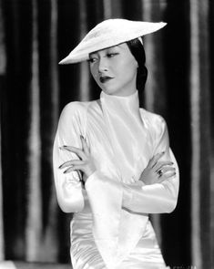 screengoddess:  Anna May Wong