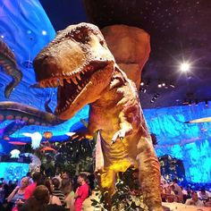 1000 images about walt disney world restaurants downtown for Disney dining plan t rex