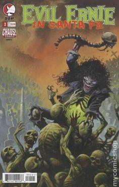 Evil Ernie in Santa Fe (2005) 2A Devil's Due Modern Age comic book covers 2