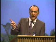 Derek Prince - Walking Out Your Faith Under Pressure - YouTube