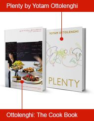 I love to cook and travel! when i can't travel, i like to make foods from around the world using incredible spices.  Read more about Ottolenghi: Plenty & The Cookbook