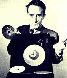 Duchamp and his Rotoreliefs - 1935