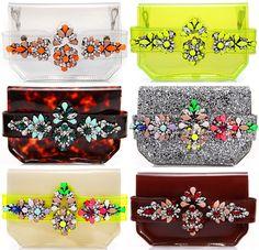Shourouk S/S 2013 Bags