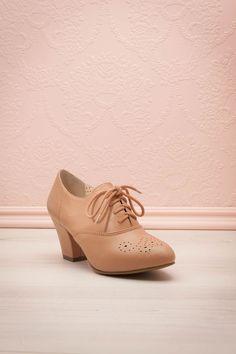 Cambridge Oxford Shoes - 1861 Boutique