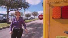 Florida teacher saves 38 children from burning bus (CNN Video)