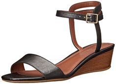 66ff9aee7e60 Cole Haan Women s Elsie Slide 40 II Wedge Sandal -- Additional details at  the pin image