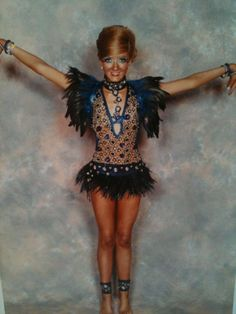 Freestyle Dance Costume | eBay