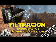 Filtración Bomba de Bacta, Neutralizador de Iones y nuevas misiones Star...