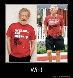 LOL-if it weren't for the f bomb then my dad would love Harrison Ford in this.