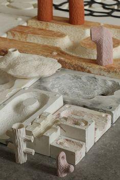 Drawn molds - Sigve Knutson